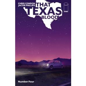 That Texas Blood (2020) #4 VF Image Comics