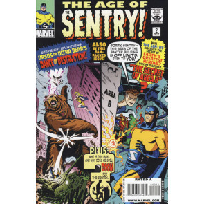 THE AGE OF SENTRY #2 NM NEW AVENGERS