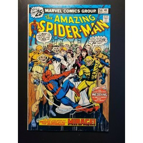 The Amazing Spider-Man #156 (1976) VG/F (5.0) 1st Appearance Mirage