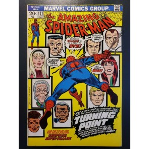 The Amazing Spider-Man #121 (1973) VF+(8.5) High grade key Death of Gwen Stacy!|