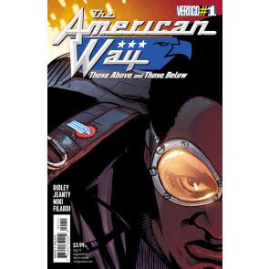 The American Way: Those Above and Those Below (2017) #1 2 3 4 5 6 VF/NM Vertigo