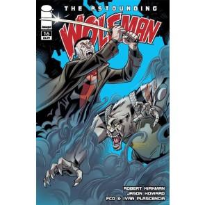 THE ASTOUNDING WOLF-MAN #16 FN/VF ROBERT KIRKMAN IMAGE COMICS