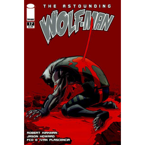 THE ASTOUNDING WOLF-MAN #17 FN/VF ROBERT KIRKMAN IMAGE COMICS