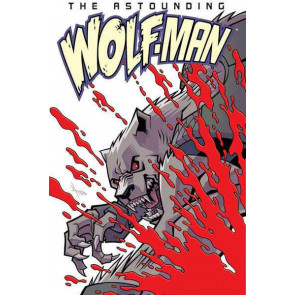 THE ASTOUNDING WOLF-MAN #2 FN/VF - VF- ROBERT KIRKMAN IMAGE COMICS