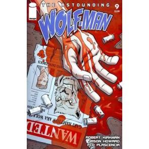 THE ASTOUNDING WOLF-MAN #9 FN/VF ROBERT KIRKMAN IMAGE COMICS