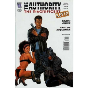 THE AUTHORITY THE MAGNIFICENT KEVIN & A MAN CALLED KEV #'s 1-5 SETS GARTH ENNIS