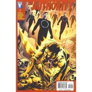 THE AUTHORITY (VOL. 5) #14 NM WILDSTORM DC COMICS
