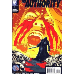 THE AUTHORITY (VOL. 5) #3 VF WILDSTORM DC COMICS