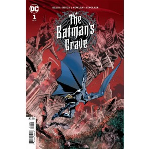 The Batman's Grave (2019) #1 of 12 VF/NM Bryan Hitch Cover