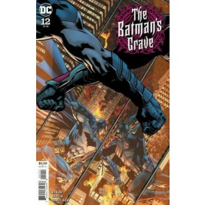 The Batman's Grave (2019) #12 of 12 VF/NM Bryan Hitch Cover