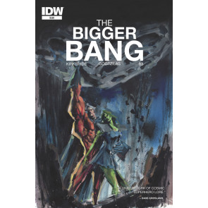 THE BIGGER BANG (2014) #3 VF/NM IDW