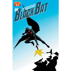 THE BLACK BAT (2013) #5 VF/NM COVER A DYNAMITE