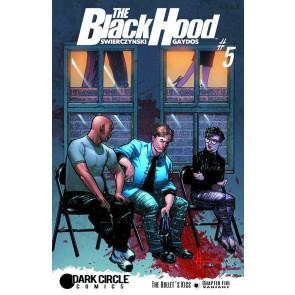 The Black Hood (2015) #5 VF+ Howard Chaykin Dark Circle Comics