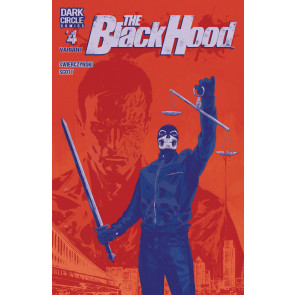 The Black Hood (2016) #4 VF/NM Michael Walsh Cover Dark Circle Comics