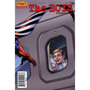 THE BOYS (2006) #21 VF- GARTH ENNIS WILDSTORM