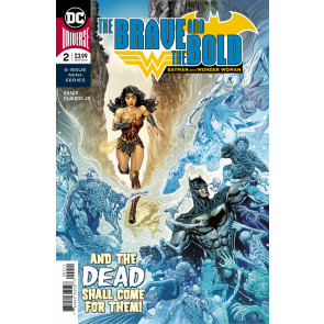 The Brave and the Bold: Batman and Wonder Woman (2018) #'s 1 2 3 4 5 6 VF/NM Set