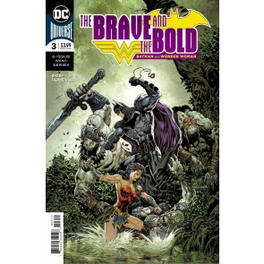 The Brave and the Bold: Batman and Wonder Woman (2018) #'s 1 2 3 4 5 VF/NM
