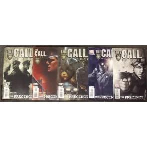 THE CALL OF DUTY: THE PRECINCT (2002) #'s 1, 2, 3, 4, 5 & THE WAGON #'s 1-4 SET