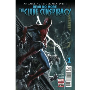 The Clone Conspiracy (2016) #1 VF/NM Gabriele Dell'Otto 2nd Printing Variant