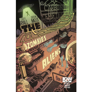 THE COLONIZED #1 VF/NM  IDW
