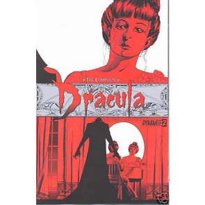 THE COMPLETE DRACULA (2010) #2 VF/NM DYNAMITE JOHN CASSADAY  STROKER