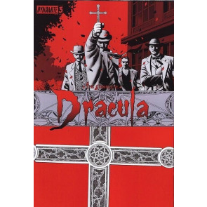 THE COMPLETE DRACULA (2010) #3 VF/NM DYNAMITE JOHN CASSADAY STROKER'S