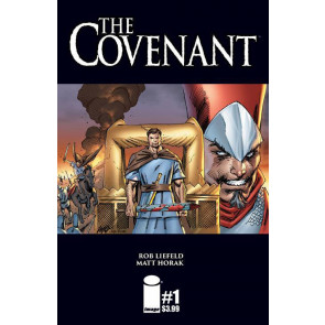 THE COVENANT (2015) #1 VF/NM COVER A IMAGE COMICS