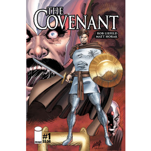 THE COVENANT (2015) #1 VF/NM COVER B IMAGE COMICS