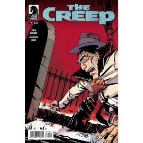 THE CREEP #4 NM DARK HORSE COMICS JOHN ARCIUDI JONATHAN CASE