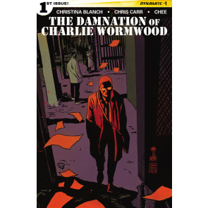 THE DAMNATION OF CHARLIE WORMWOOD (2014) #1 VF/NM DYNAMITE