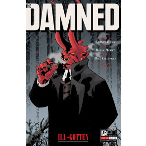 The Damned (2017) #2 VF/NM Oni Press