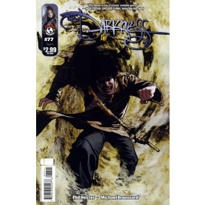 THE DARKNESS (2007) #77 VF/NM IMAGE COMICS