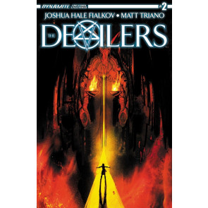 THE DEVILERS (2014) #2 VF/NM DYNAMITE