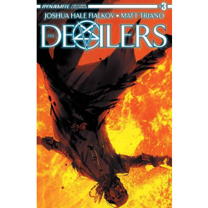 THE DEVILERS (2014) #3 VF/NM DYNAMITE