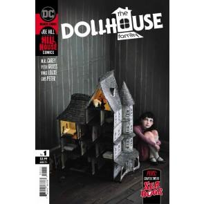 The Dollhouse Family (2020) #'s 1 2 3 4 Near Complete VF/NM Set Lot Joe Hill