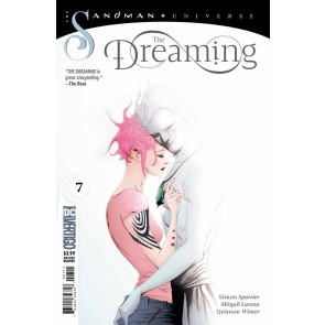 The Dreaming (2019) #7 VF/NM Vertigo Sandman Universe