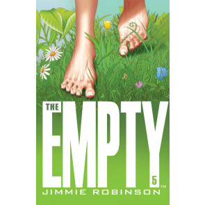 THE EMPTY (2015) #5 VF/NM IMAGE COMICS