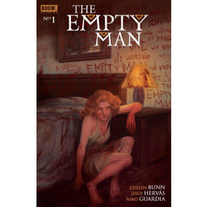 The Empty Man (2018) #1 VF/NM Vanesa R. Del Rey Boom!