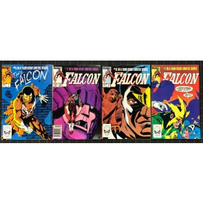 The Falcon (1983) #1 2 3 4 FN+ (6.5) complete set Sam Wilson Captain America