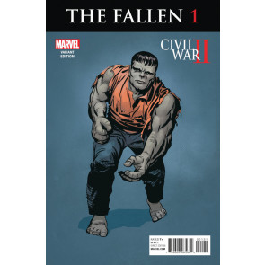 The Fallen (2016) #1 VF/NM Jack Kirby Variant Cover