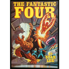 The Fantastic Four: Fireside 1979 FN/VF Tpb Stan Lee 1st Printing