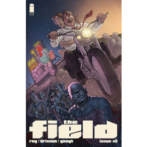 THE FIELD (2014) #2 VF/NM IMAGE COMICS