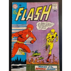 THE FLASH #139 (1963) VG (4.0) 1st Professor Zoom / Reverse Flash |