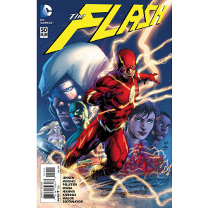 The Flash (2011) #50 VF/NM