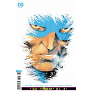 The Flash (2016) #75 VF/NM Francis Manapul Variant Cover (Captain Cold)