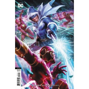 The Flash (2016) #72 VF/NM Derrick Chew Variant Cover DC Universe