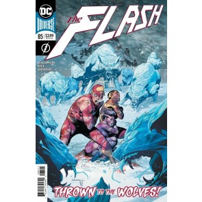 The Flash (2016) #85 VF/NM Rafa Sandoval Cover