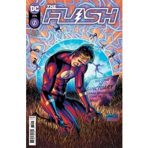 The Flash (2016) #771 VF/NM Brandon Peterson Cover