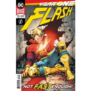 The Flash (2016) #73 VF/NM Howard Porter Cover Year One