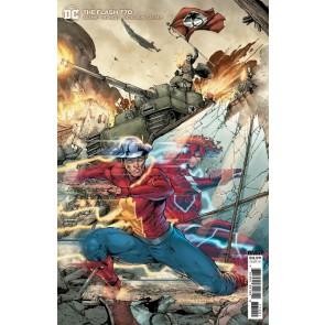 The Flash (2016) #770 VF/NM Brett Booth Variant Cover